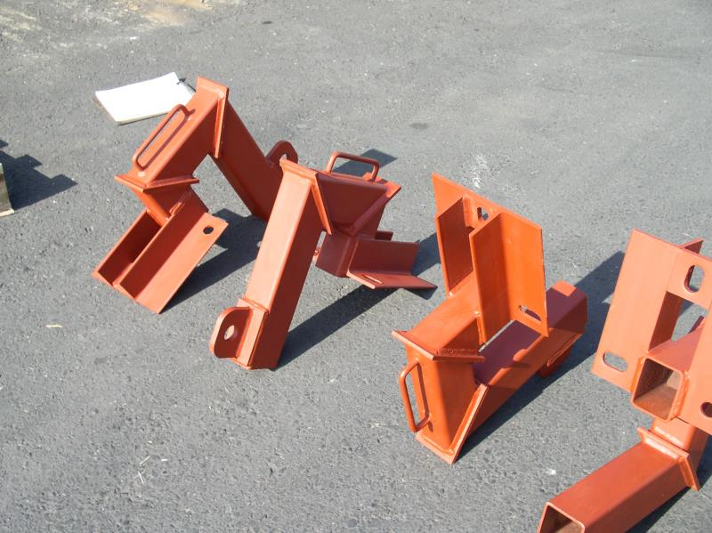 Steel Lifting Brackets